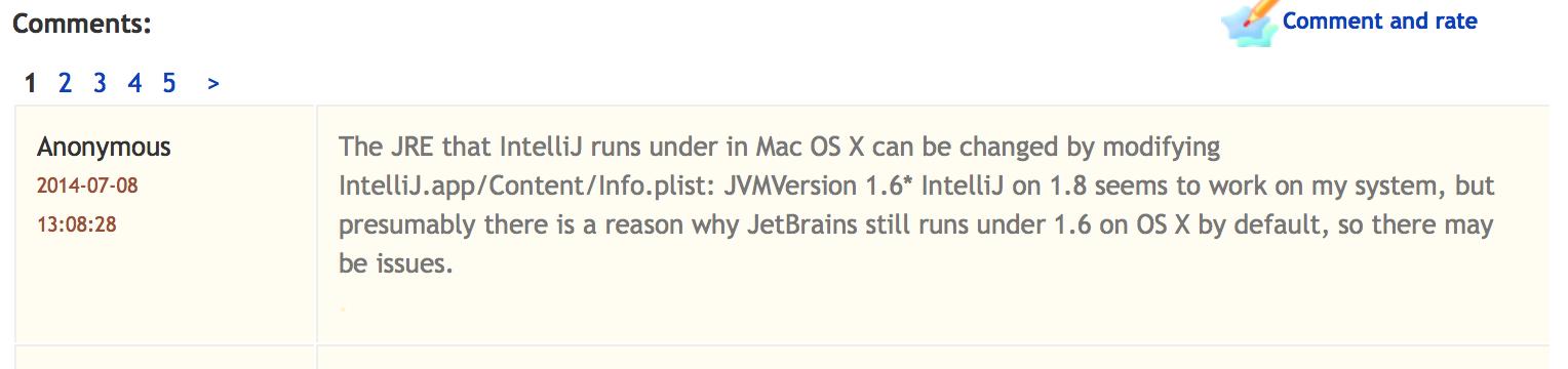解决IntelliJ IDEA 13更新FindBugs 0 9 993时JRE版本过低导致