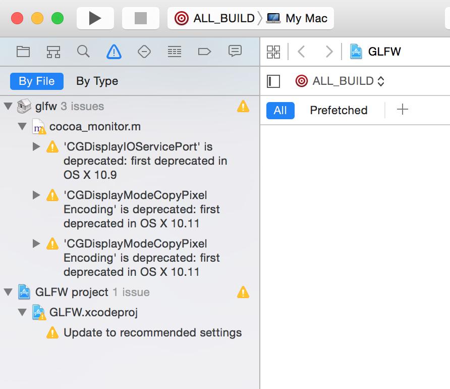 在Mac OS X Yosemite 10 10 5 上配置OpenGL 编程环境