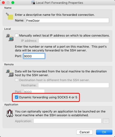 mac SecureCRT设置