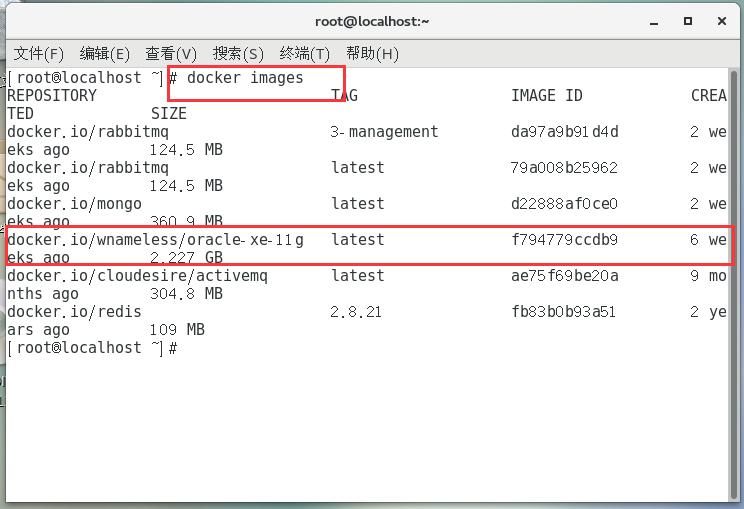 docker安装wnameless/oracle-xe-11g并运行(手写超详细)