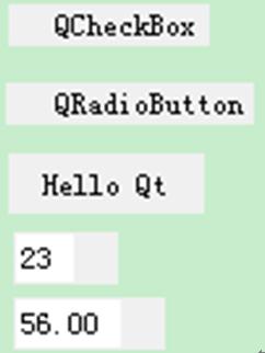 关于QT Graphics View开启OpenGL渲染后复选框、微调框等无法正常